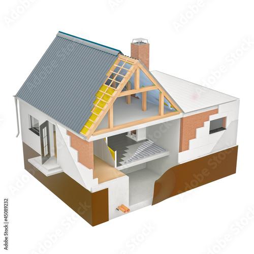 Hauskonstruktion