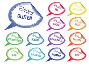 bulles produits allergènes et nocifs