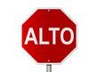 Alto Sign
