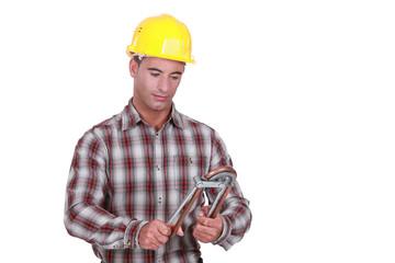A handyman.
