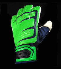 Green Goalkeeper Glove
