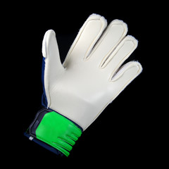 Green Goalkeeper Glove Palm