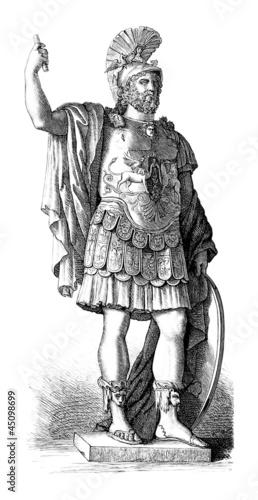 Antiquity : Greek Warrior