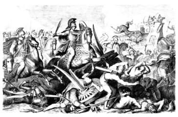 Antiquity : Battle - Alexander the Great vs. Persians