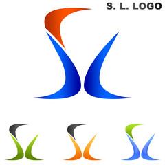 S. L. Company Logo