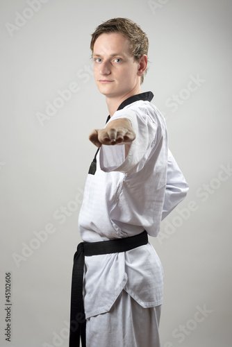 Taekwon-Do hand technique