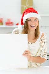 fröhliche weihnachtsankündigung