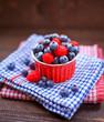 borowka amerykańska borówki maliny jagody jagoda