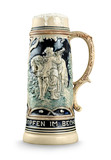 Fototapety German beer stein