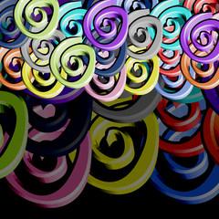 Color art wallpaper