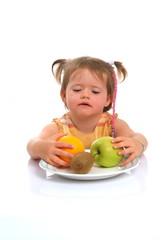 Kind, Mahlzeit
