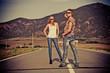 jeans couple