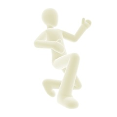 airguitar white