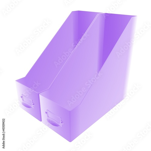 filestand purple