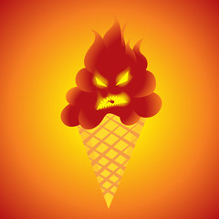 Really Hot Ice Cream