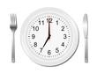 Repas à 7h, 19h