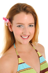Pretty Bikini Girl