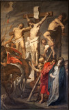 Gent - Christ on the Cross by Rubens