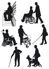 Behinderte