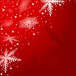 Red Xmas Background