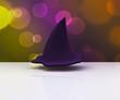 Magic hat purple - 3D