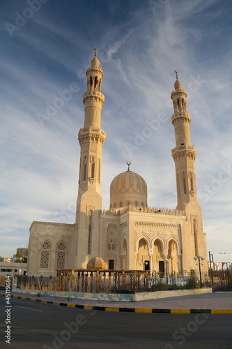 Mosque in Hurghada