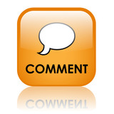 COMMENT Web Button (opinions share vote like forum testimonials)