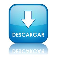 """Botón Web """"DESCARGAR"""" (internet cargar hacer clic aquí download)"""