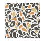 Wallpaper seamless. Autumn birds