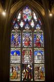 La Ferte-Bernard, stained glass poster