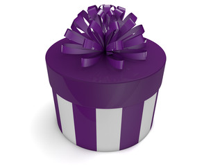 Violet gift