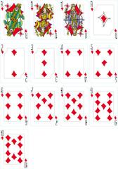 poker diamantes