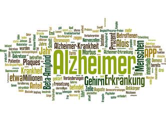 Alzheimer / Alzheimer-Krankheit