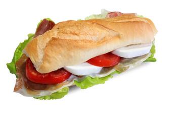 Italian sandwich 9