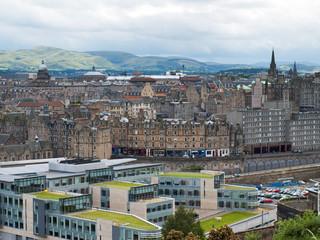 Tejados de Edimburgo