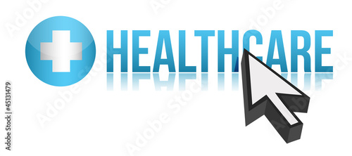 Optaining healthcare concept illustration design