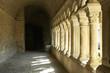 Vecchio monastero francese in Provenza, Francia