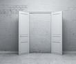 door inwall