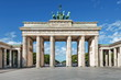 canvas print picture - Brandenburger Tor, Berlin