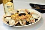 Fresh Linguini and Clams