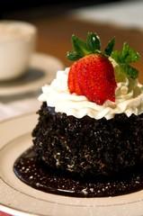 Delicate Chocolate Cake
