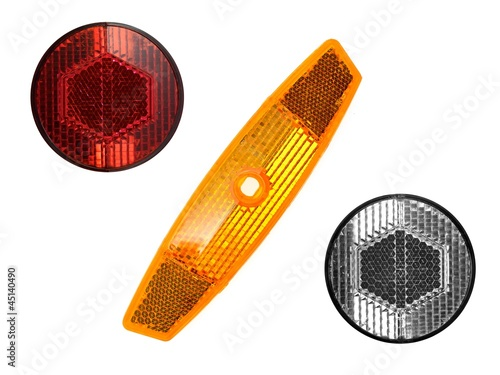 Bicycle Reflectors