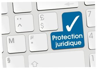 clavier protection juridique