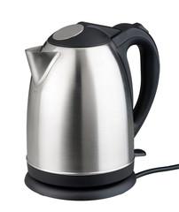 Nice modern design kettle water boiler isolated