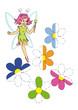 i fiori da colorare