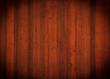 Dunkle Holzwand