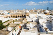 Overview of Great Mosque of Al-Zaytuna in Tunis