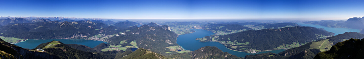 Schafberg - Viewpoint of the alps