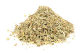 Fototapety Herbes de Provence (Mixture of Dried Herbs) Isolated on White