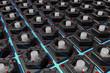 Nano - the symmetry and coal Nanotechnology - the future and hop